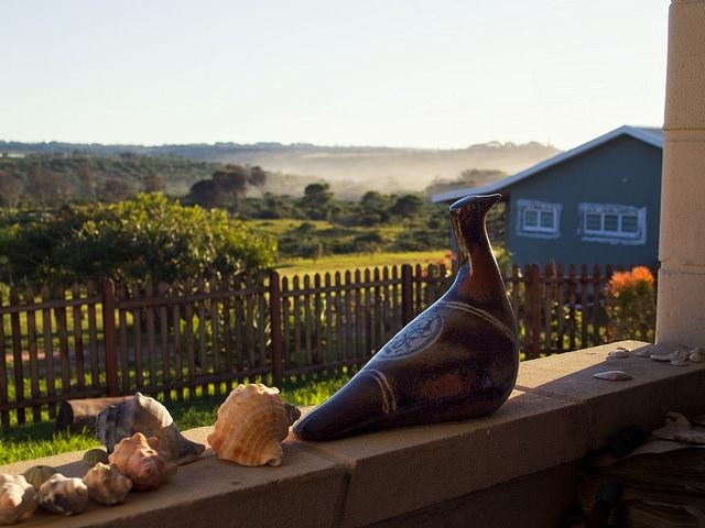 Eastern Cape morning - Copyright JM Schreiber