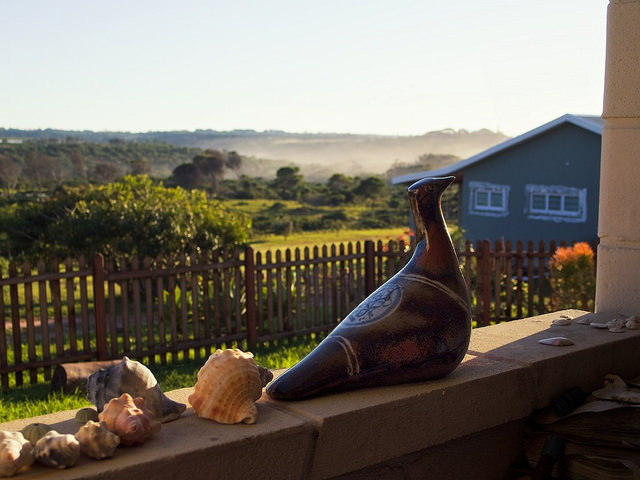 Eastern Cape morning - Copyright JM Schreiber